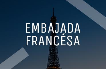 Embajada de Francia en Colombia