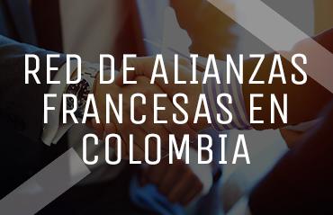 Red de Alianza Francesas en Colombia