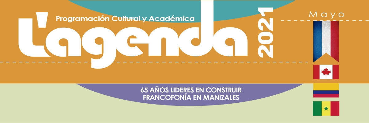 Agenda cultural mayo